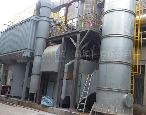 RTO沸石转轮燃烧设备