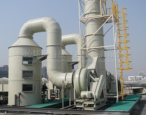 voc废气处理设备常用的技术有哪些?